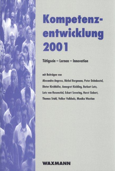 Kompetenzentwicklung 2001