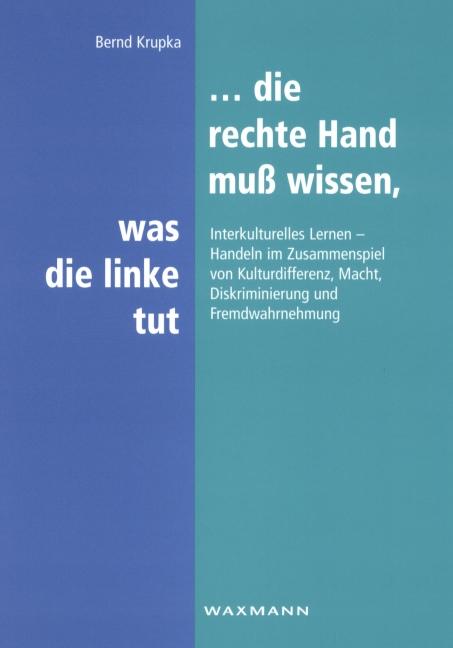 ... die rechte Hand muß wissen, was die linke tut