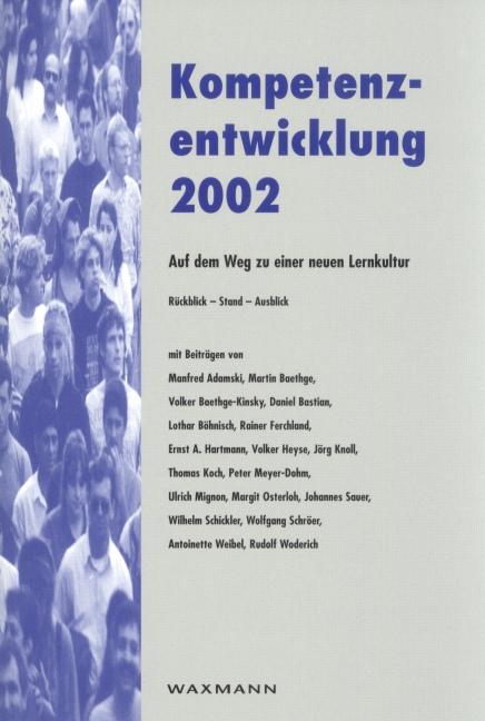 Kompetenzentwicklung 2002