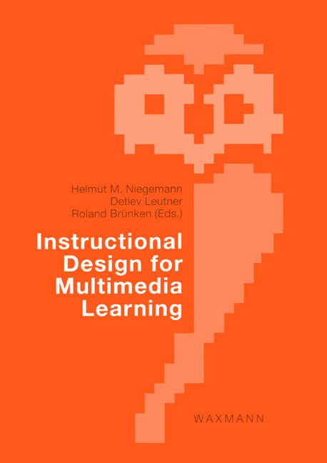 Instructional Design for Multimedia Learning