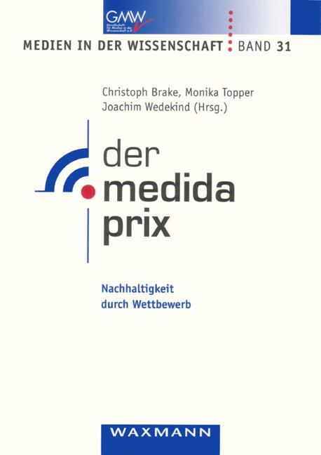 Der MEDIDA-Prix