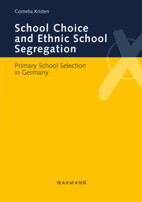 School Choice and Ethnic School Segregation