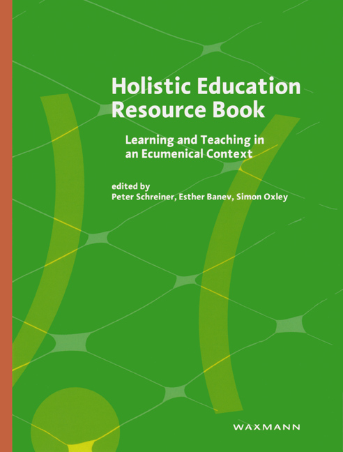 Holistic Education Resource Book