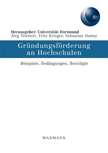 Gründungsförderung an Hochschulen