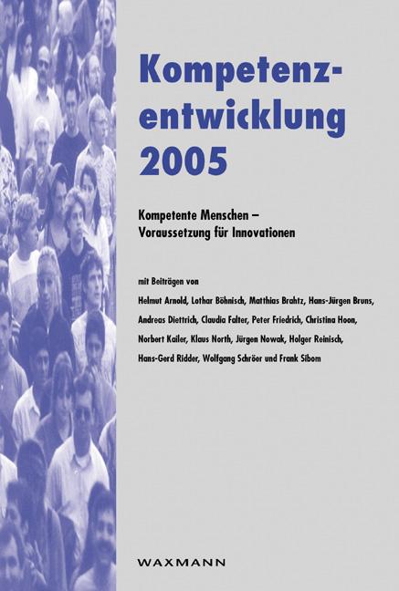 Kompetenzentwicklung 2005
