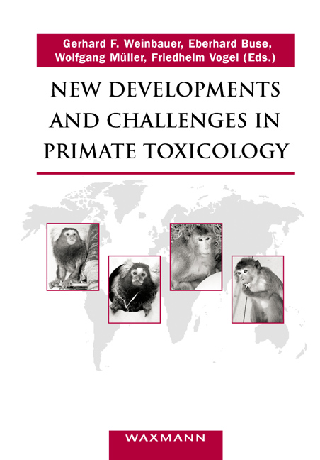 New Developments and Challenges  in Primate Toxicology