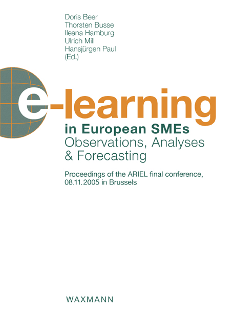 e-learning in European SMEs
