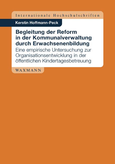 Begleitung der Reform in der Kommunalverwaltung durch Erwachsenenbildung