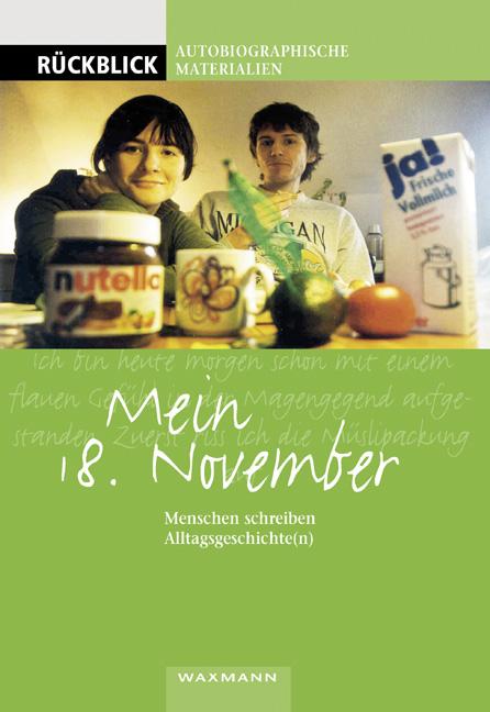 Mein 18. November