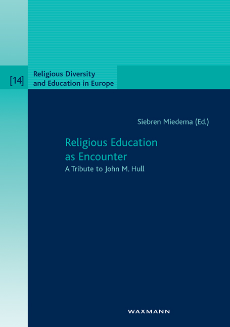 Religious Education as Encounter
