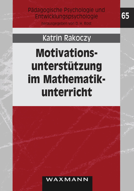 Motivationsunterstützung im Mathematikunterricht