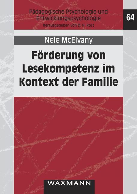 Förderung von Lesekompetenz im Kontext der Familie