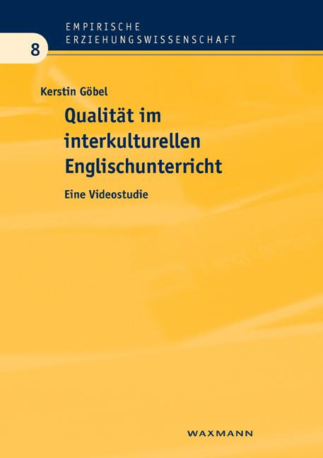 Qualität im interkulturellen Englischunterricht