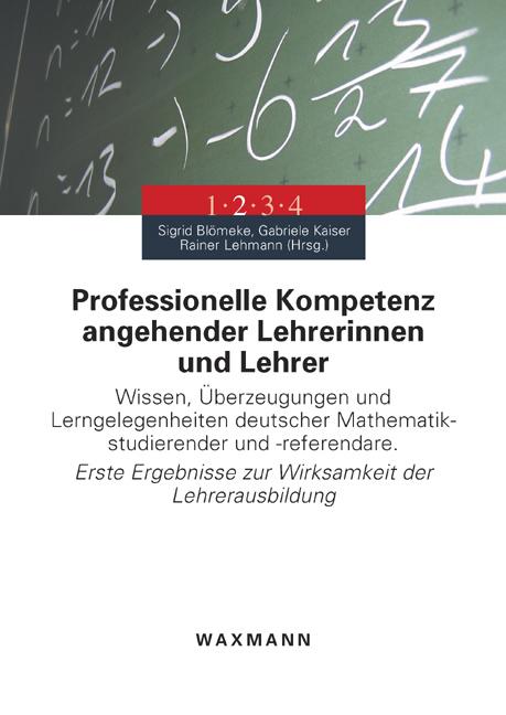 Professionelle Kompetenz angehender Lehrerinnen und Lehrer