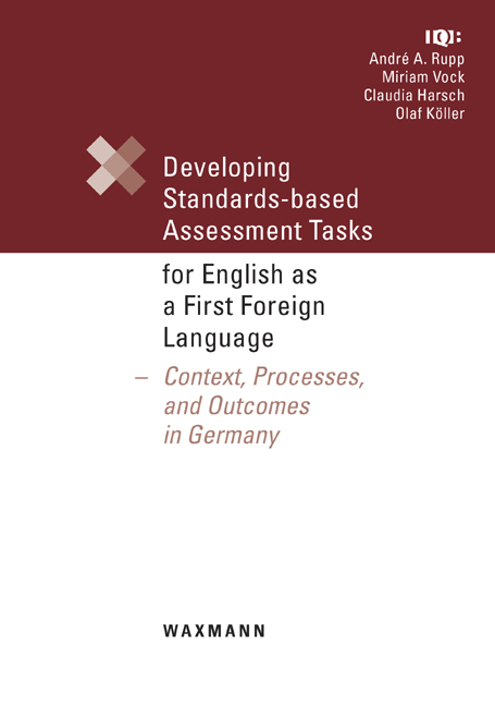 Developing Standards-based Assessment Tasks  for English as a First Foreign Language