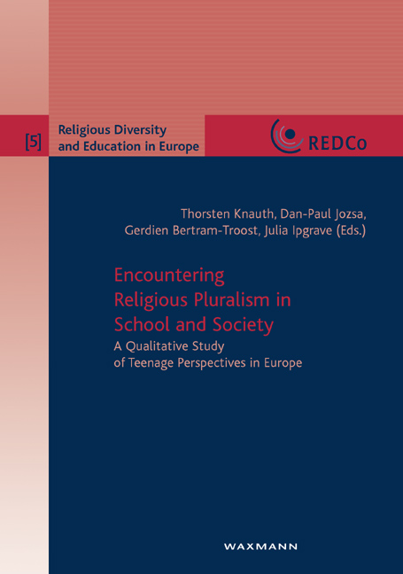 Encountering Religious Pluralism in School and Society