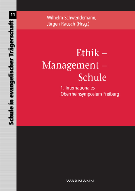 Ethik –  Management –  Schule