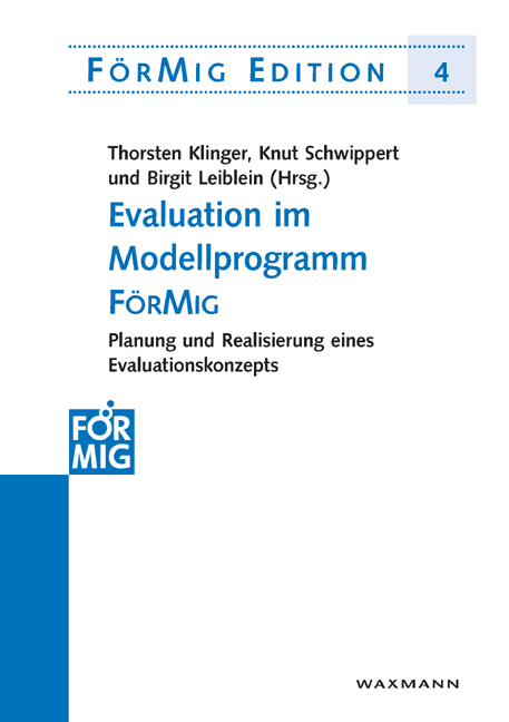 Evaluation im Modellprogramm FörMig