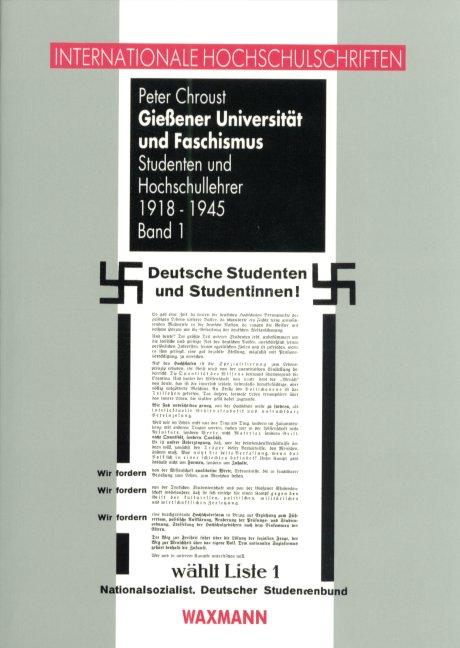 Gießener Universität und Faschismus
