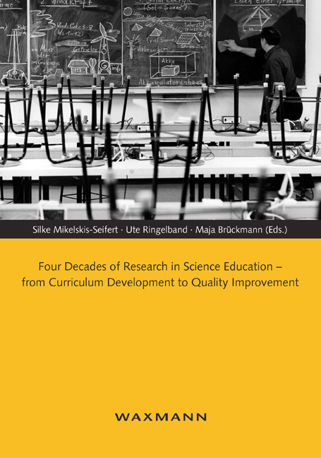 Four Decades of Research in Science Education –  from Curriculum Development to Quality Improvement