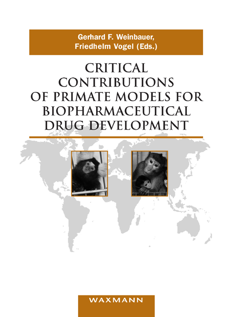 Critical Contributions of Primate Models for Biopharmaceutical Drug Development
