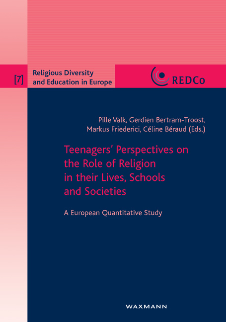 Teenagers' Perspectives on the Role of Religion in their Lives, Schools and Societies