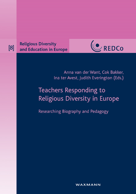 Teachers Responding to Religious Diversity in Europe