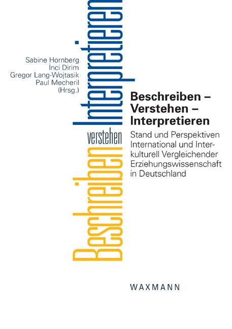 Beschreiben – Verstehen – Interpretieren