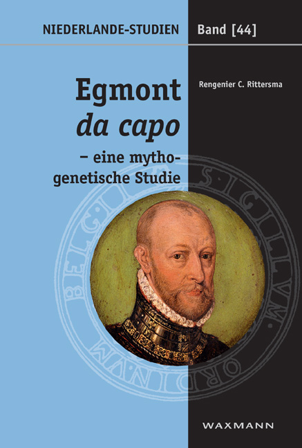 Egmont <i>da capo</i> – eine mythogenetische Studie