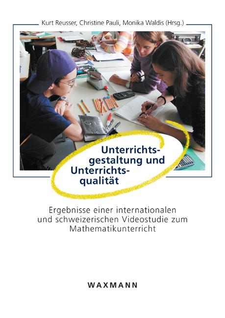 Unterrichtsgestaltung und Unterrichtsqualität