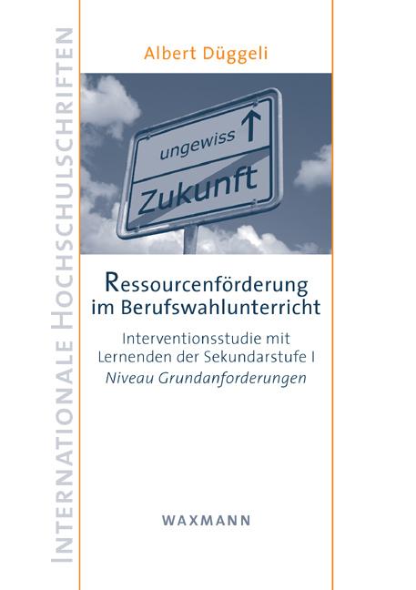 Ressourcenförderung im Berufswahlunterricht