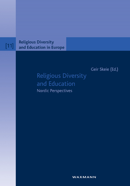Religious Diversity and Education