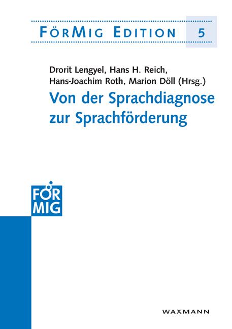 Von der Sprachdiagnose zur Sprachförderung