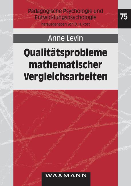 Qualitätsprobleme mathematischer Vergleichsarbeiten