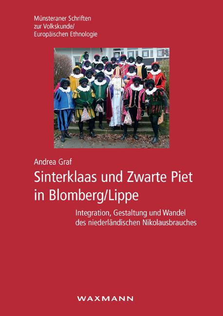 Sinterklaas und Zwarte Piet in Blomberg/Lippe