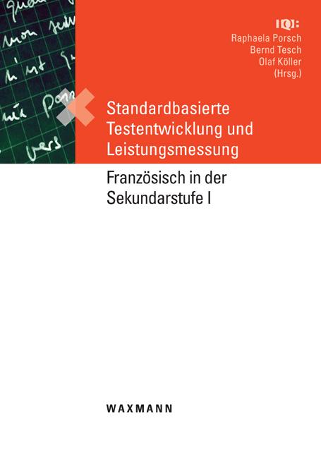 Standardbasierte Testentwicklung und Leistungsmessung