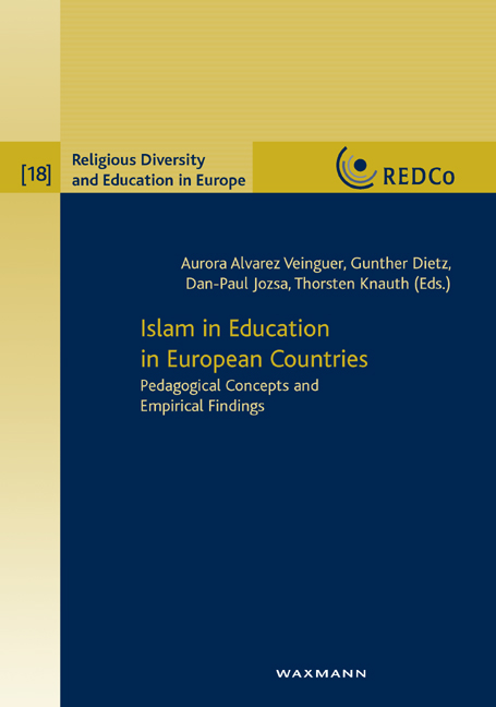 Islam in Education in European Countries
