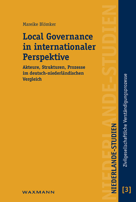 Local Governance in internationaler Perspektive