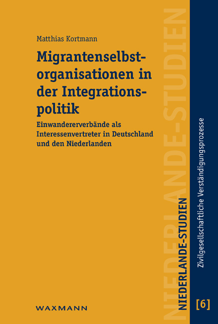 Migrantenselbstorganisationen in der Integrationspolitik