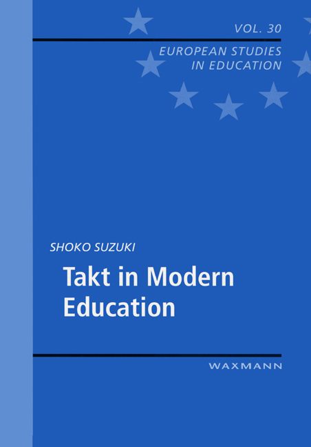 Takt in Modern Education