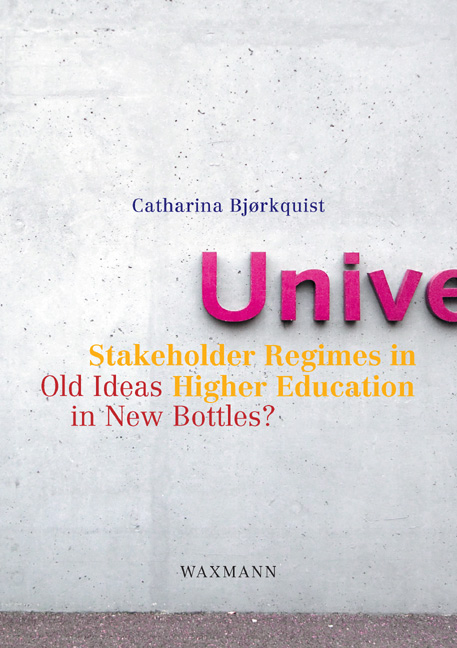 Stakeholder Regimes in Higher Education