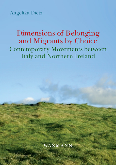 Dimensions of Belonging and Migrants by Choice