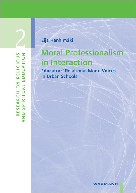 Moral Professionalism in Interaction