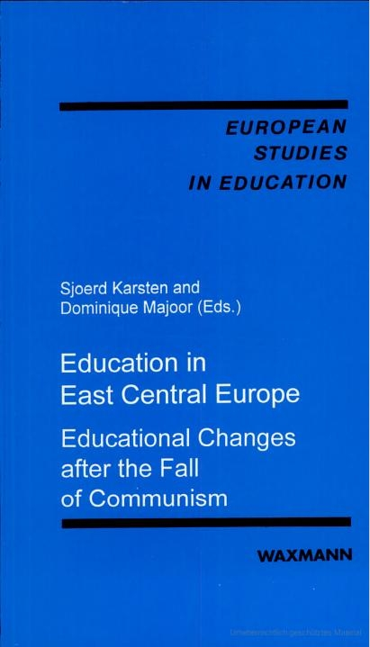 Education in East Central Europe