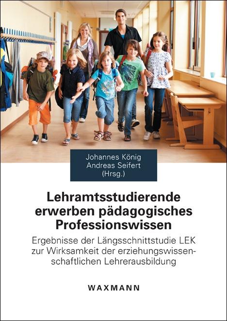 Lehramtsstudierende erwerben pädagogisches Professionswissen