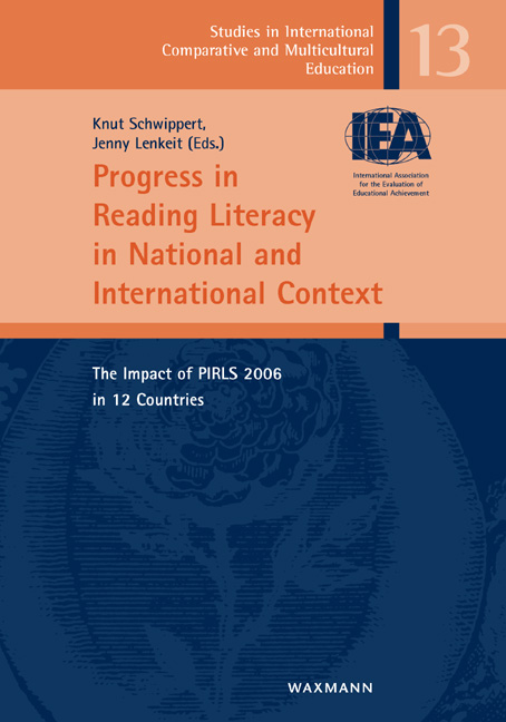 Progress in Reading Literacy in National and International Context