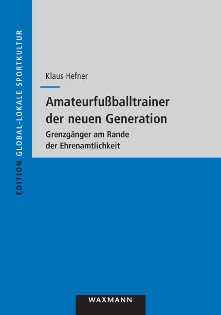 Amateurfußballtrainer der neuen Generation