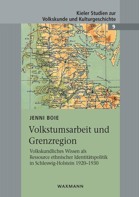 Volkstumsarbeit und Grenzregion