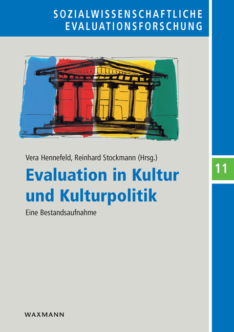 Evaluation in Kultur und Kulturpolitik