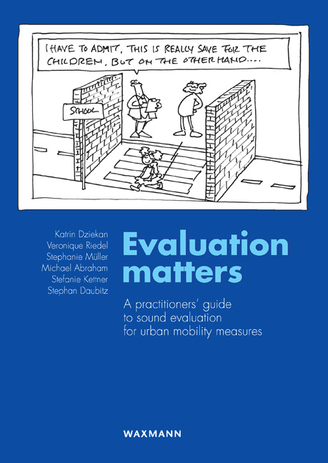Evaluation matters